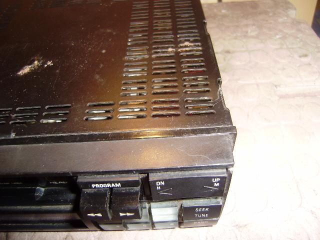 アルパイン カセットデッキ 7280J 動きました、が古い物ですのでメンテは必須です。_画像7