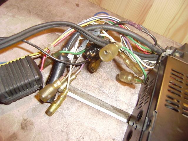 アルパイン カセットデッキ 7280J 動きました、が古い物ですのでメンテは必須です。_画像9