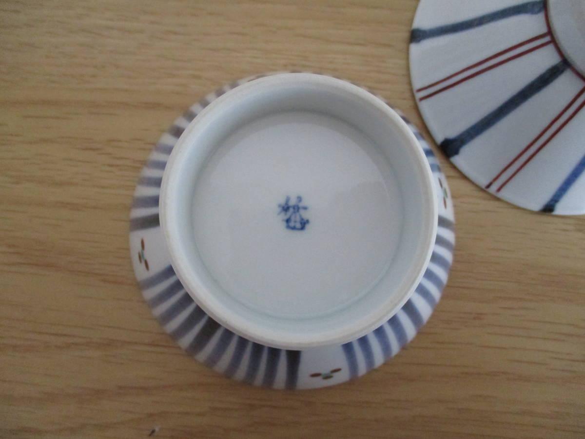 砥部焼(梅山窯)/茶碗(飯碗)2点セット_画像5
