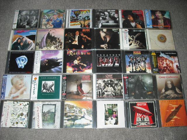 大量◆HR/HM◆ハードロック・ヘヴィメタル系CDアルバムまとめて100枚セット◆貴重レア廃盤・旧規格盤などお宝CD多数◆70~80年代中心_画像3