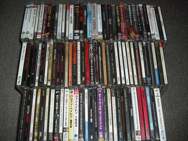 大量◆HR/HM◆ハードロック・ヘヴィメタル系CDアルバムまとめて100枚セット◆貴重レア廃盤・旧規格盤などお宝CD多数◆70~80年代中心_画像4