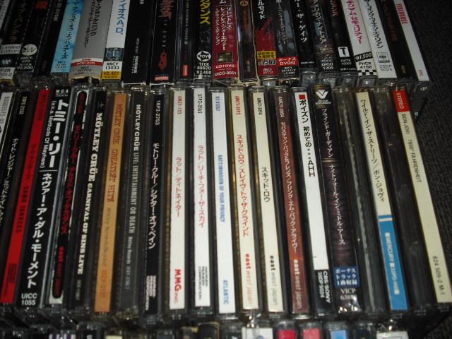 大量◆HR/HM◆ハードロック・ヘヴィメタル系CDアルバムまとめて100枚セット◆貴重レア廃盤・旧規格盤などお宝CD多数◆70~80年代中心_画像7