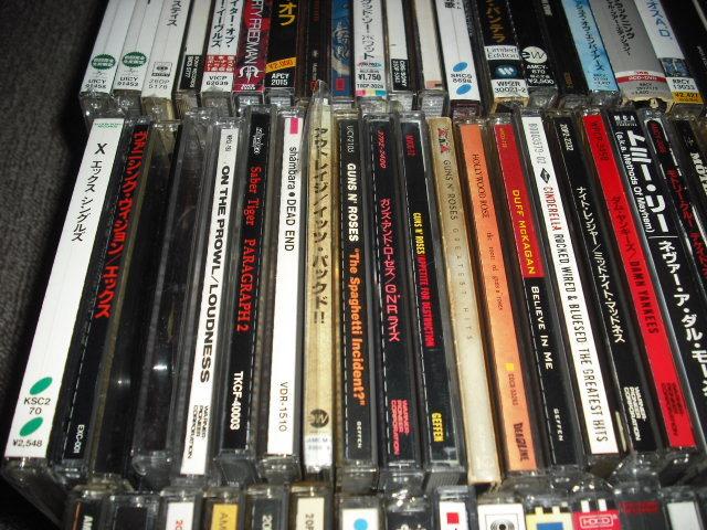 大量◆HR/HM◆ハードロック・ヘヴィメタル系CDアルバムまとめて100枚セット◆貴重レア廃盤・旧規格盤などお宝CD多数◆70~80年代中心_画像8