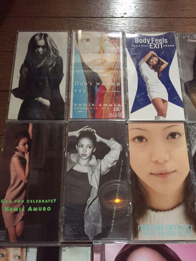 安室奈美恵 CD まとめ売り 21枚 ダブりなし 100~_画像5