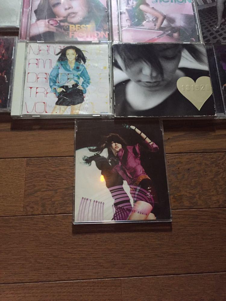 安室奈美恵 CD まとめ売り 21枚 ダブりなし 100~_画像4