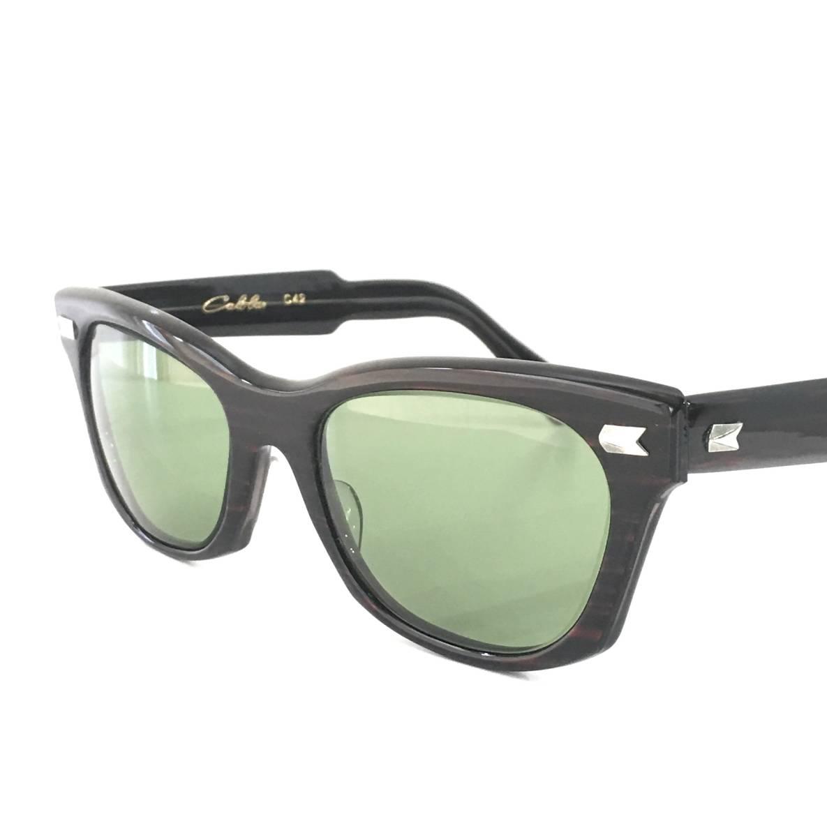 レア物 REDWOOD 1960s American Optical アメリカンオプティカル ビンテージ サングラス