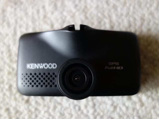 美品!★ケンウッド(KENWOOD) ★フルハイビジョン ドライブレコーダーDRV-610 /2017年9月購入_画像3