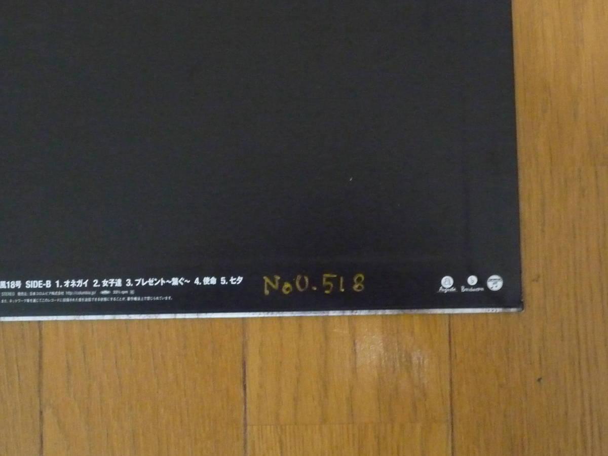 ☆ NakamuraEmi NIPPONNO ONNAWO UTAU BEST アナログ盤 ☆美品 レコード LP_画像3
