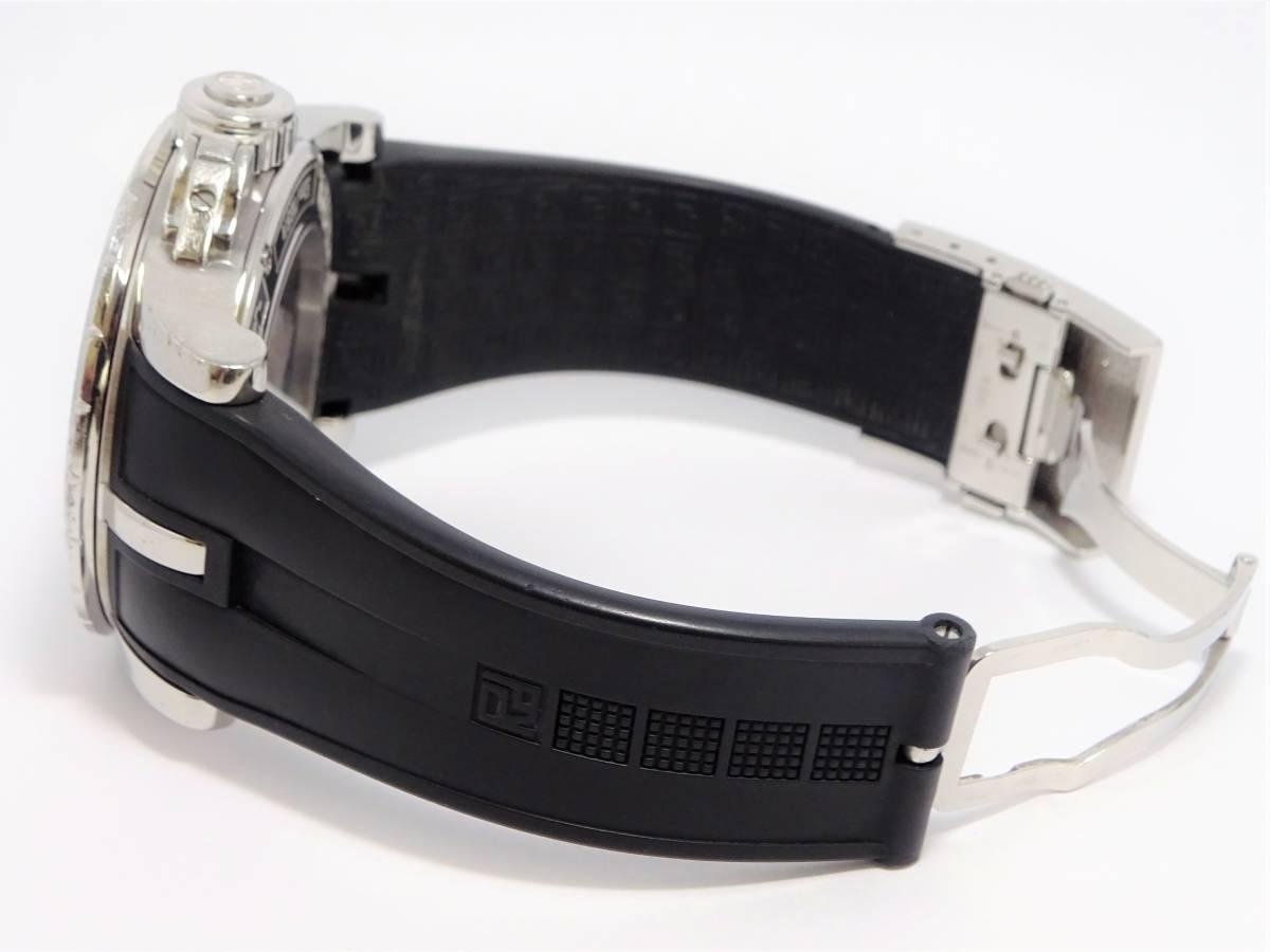 W7301 ロジェデュブイ EX457799.71R エクスカリバー 世界限定888本 メンズ 自動巻き 純正ブレス 時計 付属品付き 日本最安 定価約200万_画像7