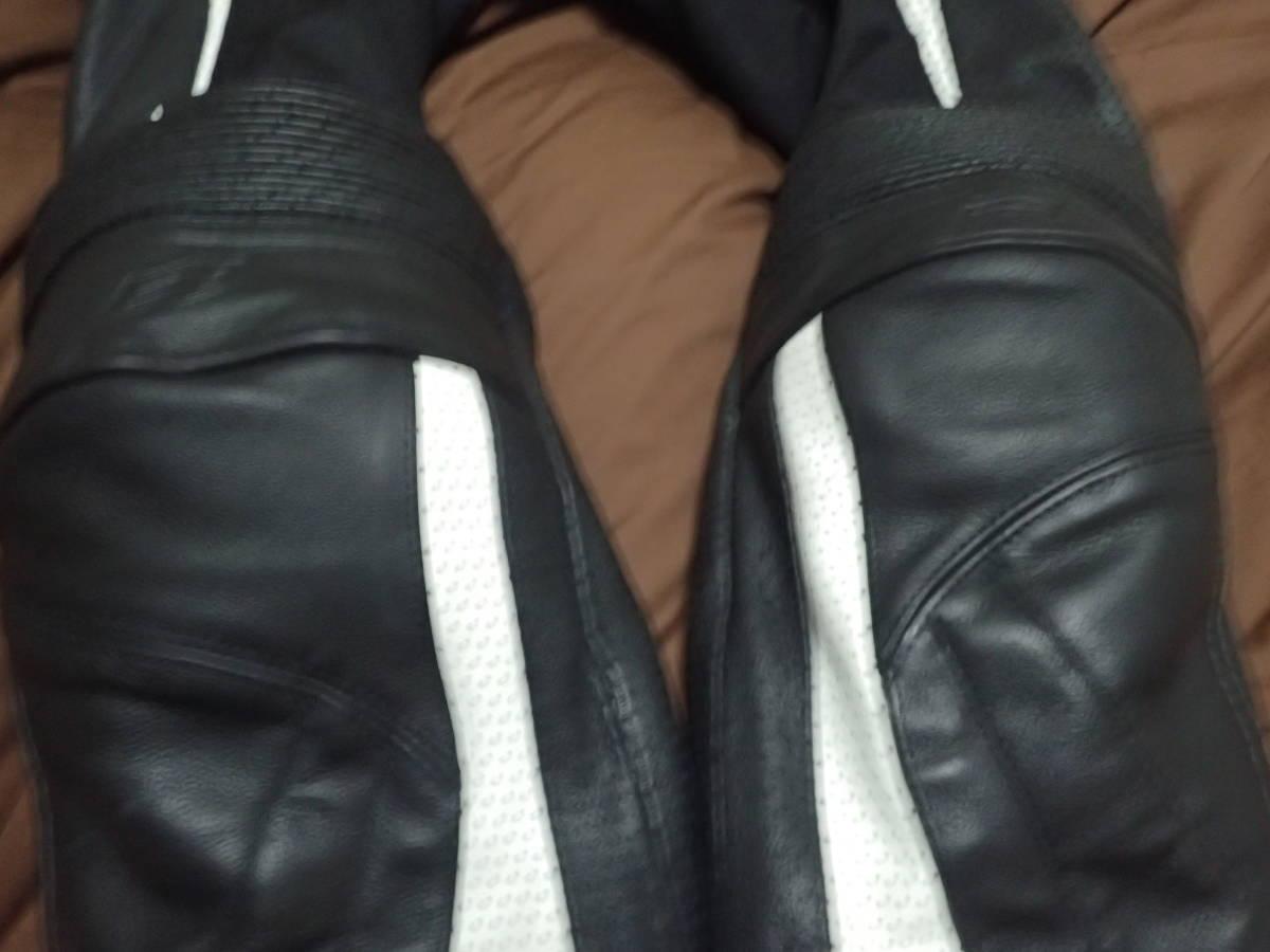 HYOD PRODUCTS ST-X MESH PANTS(BOOTS-OUT) ヒョウドウ ST-X レザーパンツ サイズL_画像3