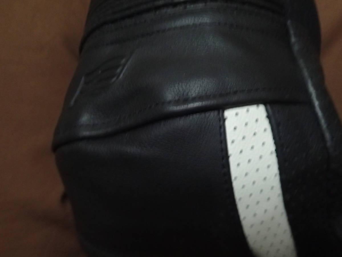 HYOD PRODUCTS ST-X MESH PANTS(BOOTS-OUT) ヒョウドウ ST-X レザーパンツ サイズL_画像4