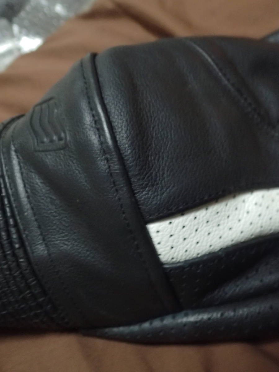 HYOD PRODUCTS ST-X MESH PANTS(BOOTS-OUT) ヒョウドウ ST-X レザーパンツ サイズL_画像5
