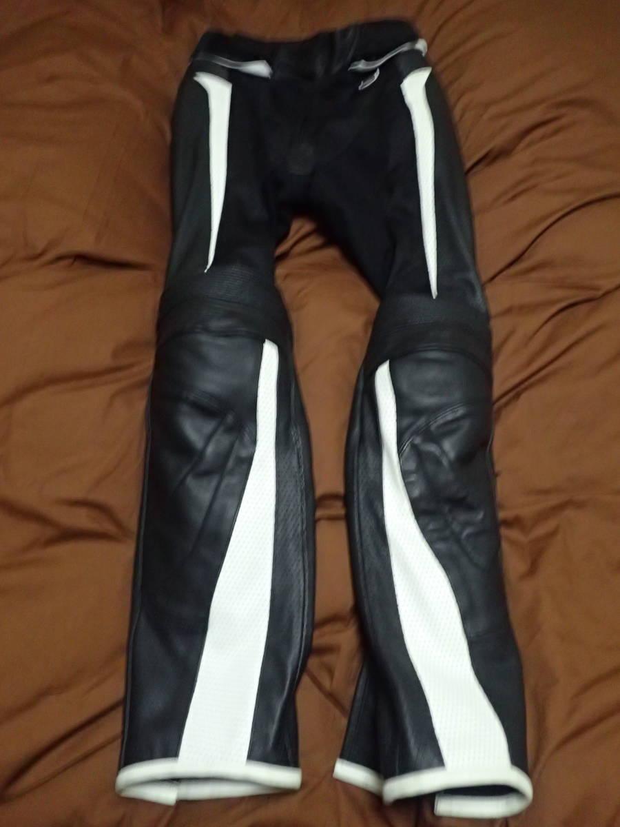 HYOD PRODUCTS ST-X MESH PANTS(BOOTS-OUT) ヒョウドウ ST-X レザーパンツ サイズL