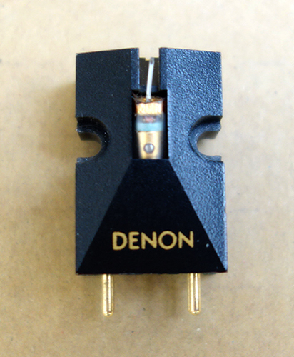 [ junk ]MC cartridge DENON/ Denon DL-103R