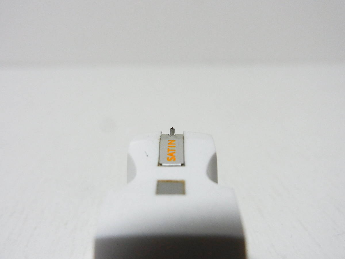 SATIN M-14E MC PHONO CARTRIDGE _画像9