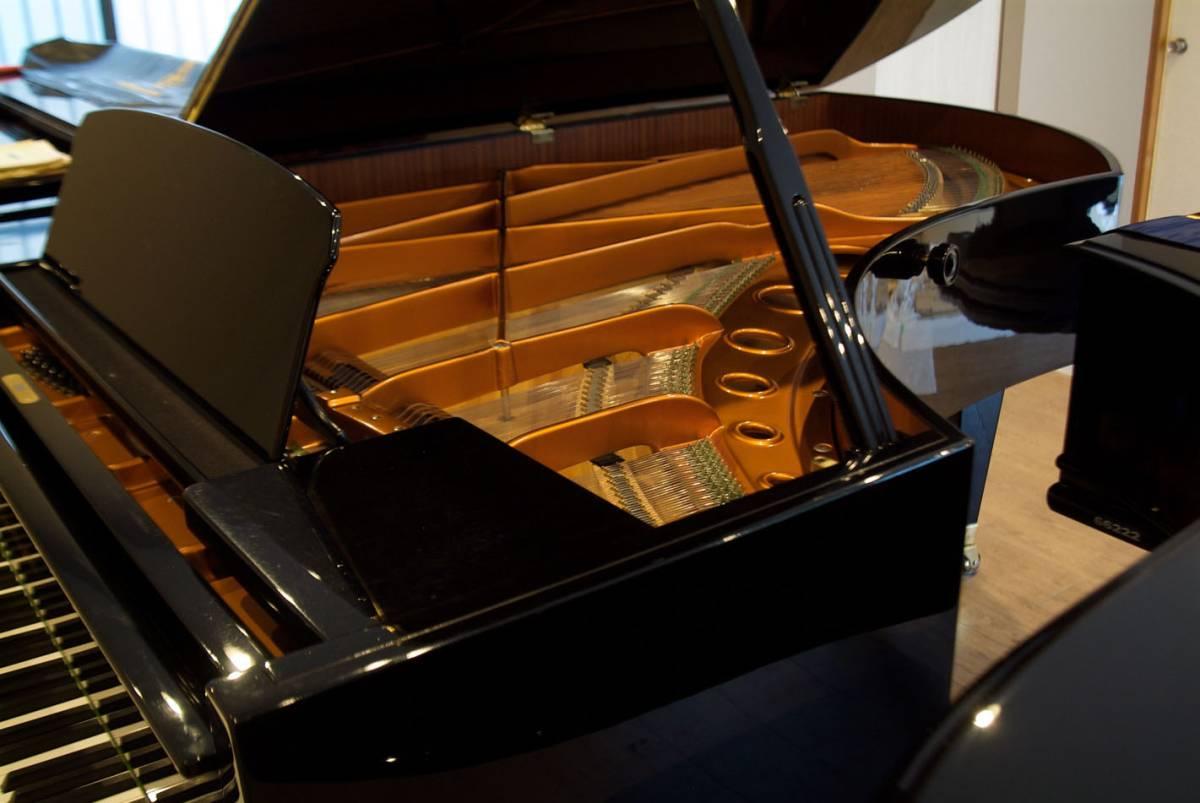 極良品・温かい美音 ベーゼンドルファー BOSENDORFER 225 1981年製 象牙鍵盤 状態極良好 オリジナル保存_画像10