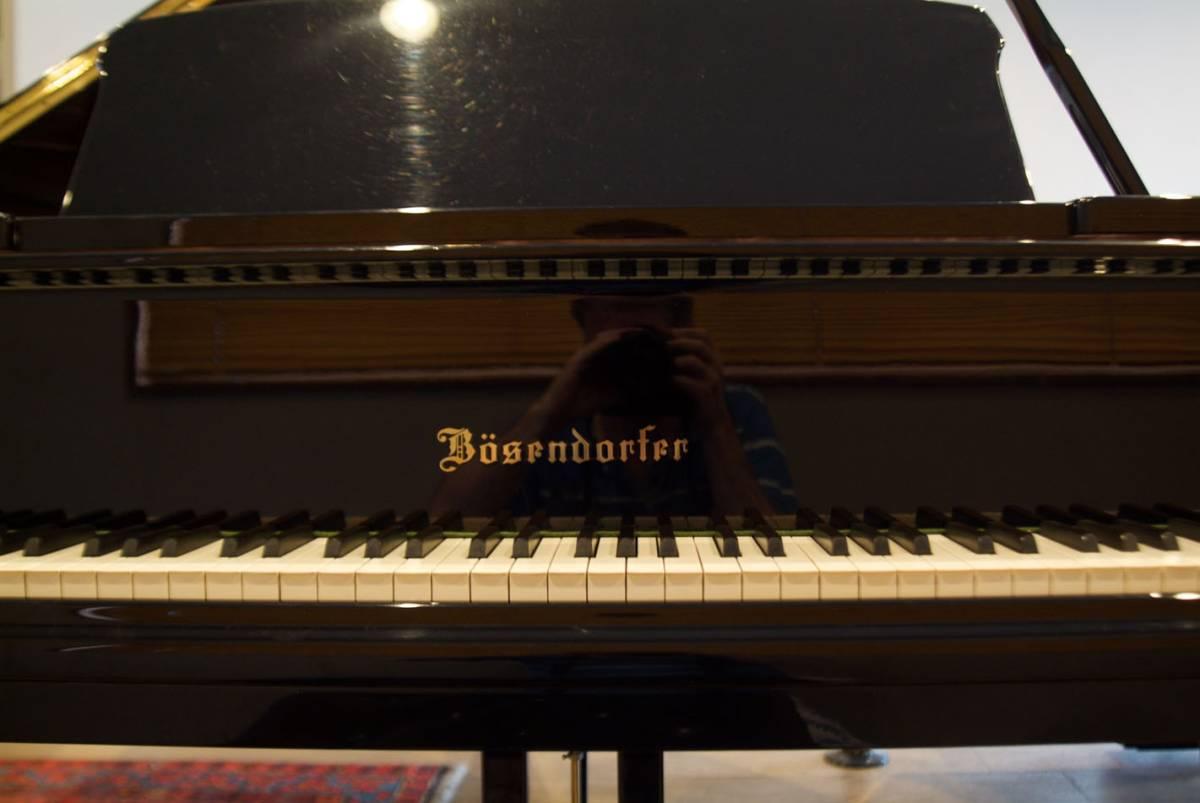 極良品・温かい美音 ベーゼンドルファー BOSENDORFER 225 1981年製 象牙鍵盤 状態極良好 オリジナル保存