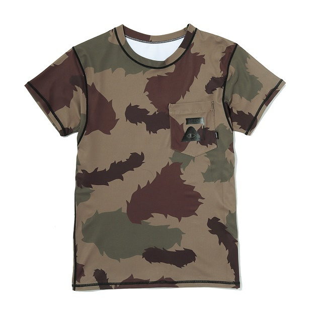 "☆sale/新品/正規品/特価 POLER ""SUMMIT RUSH GUARD"" S/S TEE 