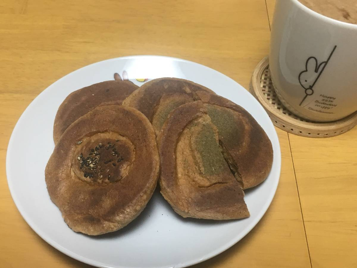 かたやき(堅焼き)せんべい24枚セット 堅い煎餅 伊賀 土産・おみやげにもおすすめ 和菓子(お菓子・焼き菓子)_画像1
