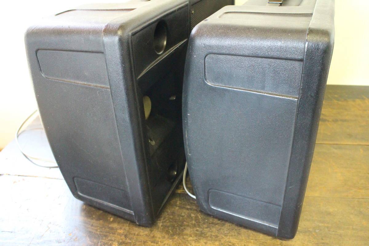 E/V Electro Voice フロアスピーカー大音量! 壁付け金具付き!公共機関払い下げ S-200 ペア エレクトロ ボイス 音響 _画像5