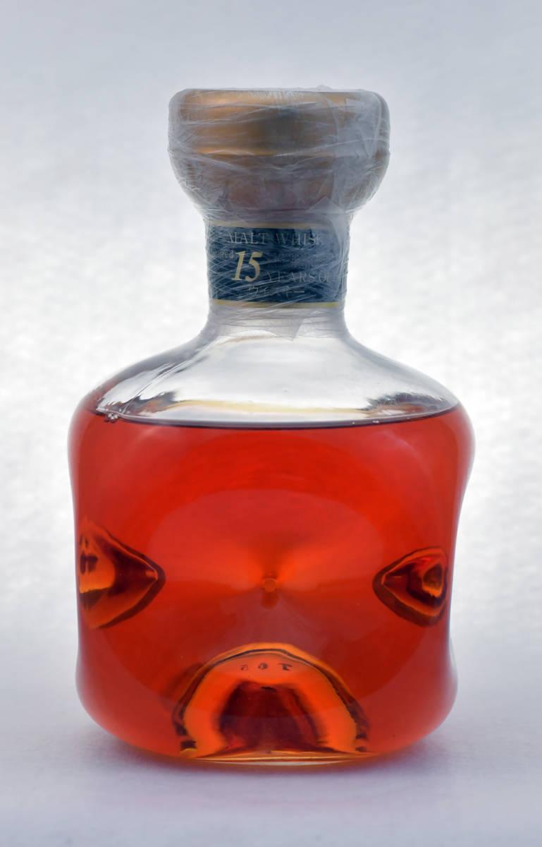 軽井沢15年 オールド・デキャンタボトル 三楽時代の古酒 720ml_画像4