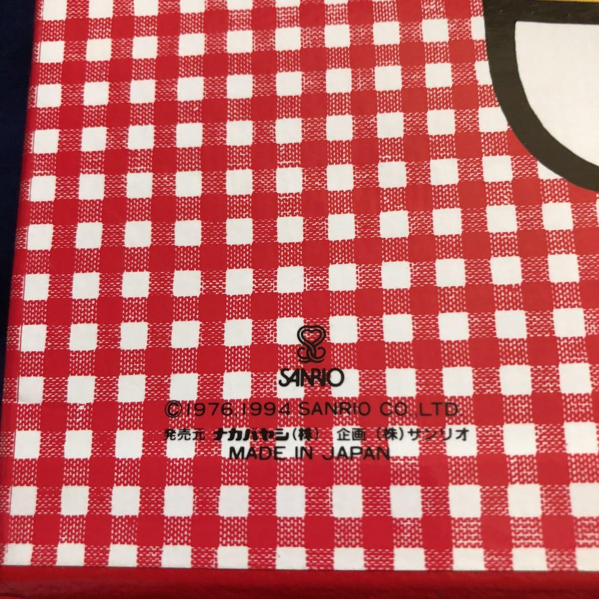 *レトロ*激レア希少品 サンリオ1994年製 ハローキティ ナカバヤシ アルバム4冊入り 当時物 開封済み未使用品_画像3