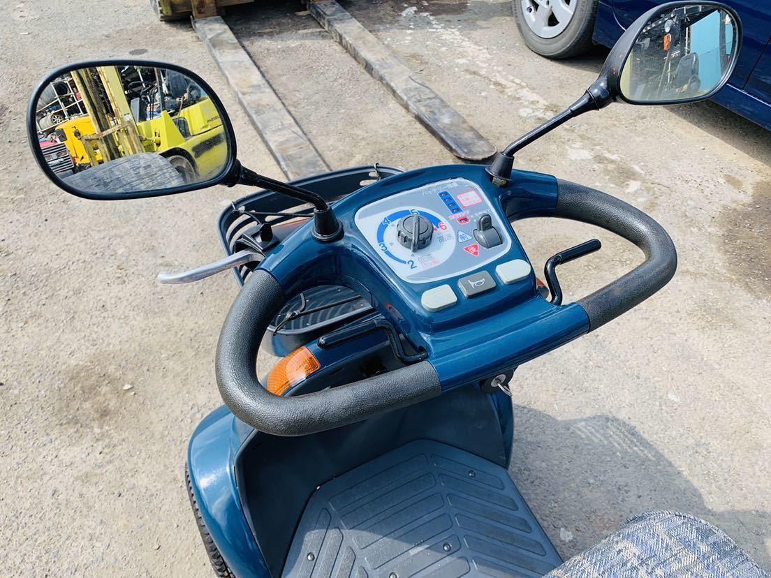 スズキセニアカー 2335 ET-4C 動作確認OK 整備点検OK 3ヶ月保証します バッテリーOK_画像7