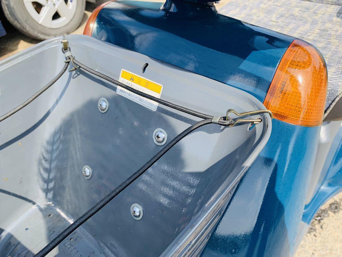 スズキセニアカー 2335 ET-4C 動作確認OK 整備点検OK 3ヶ月保証します バッテリーOK_画像8