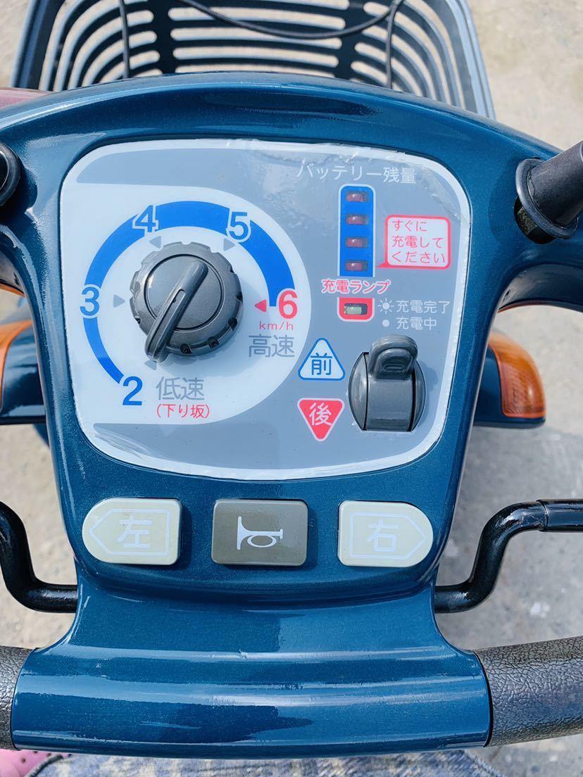 スズキセニアカー 2335 ET-4C 動作確認OK 整備点検OK 3ヶ月保証します バッテリーOK_画像5
