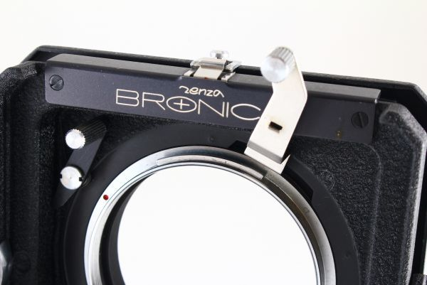 [AB Excellent+] Zenza Bronica Bellows Attachment for S2 EC From JAPAN 5640_画像9