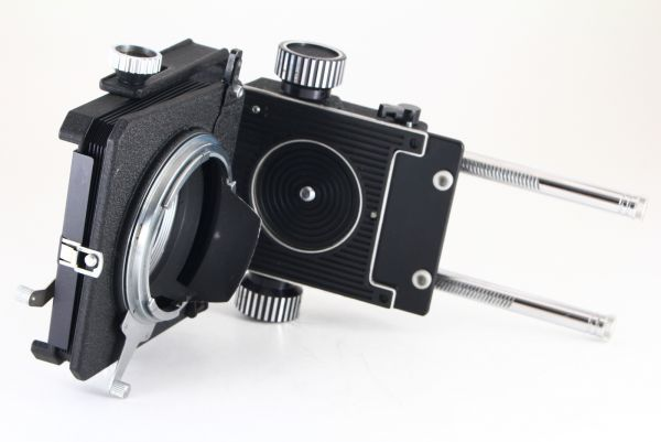 [AB Excellent+] Zenza Bronica Bellows Attachment for S2 EC From JAPAN 5640_画像5