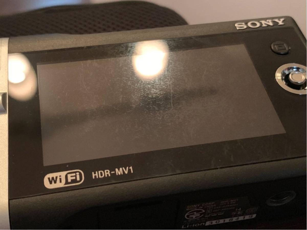 SONY ミュージックビデオレコーダー HDR-MV1_画像3