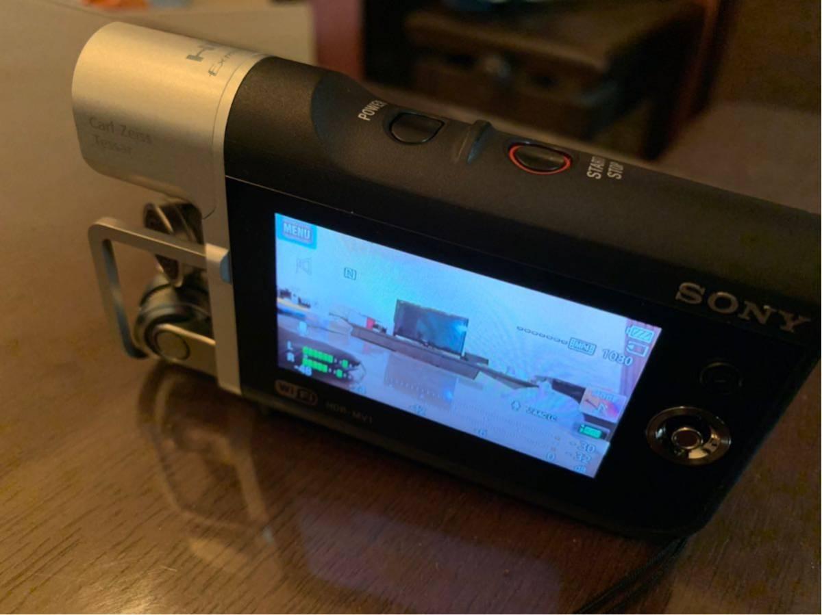 SONY ミュージックビデオレコーダー HDR-MV1_画像2