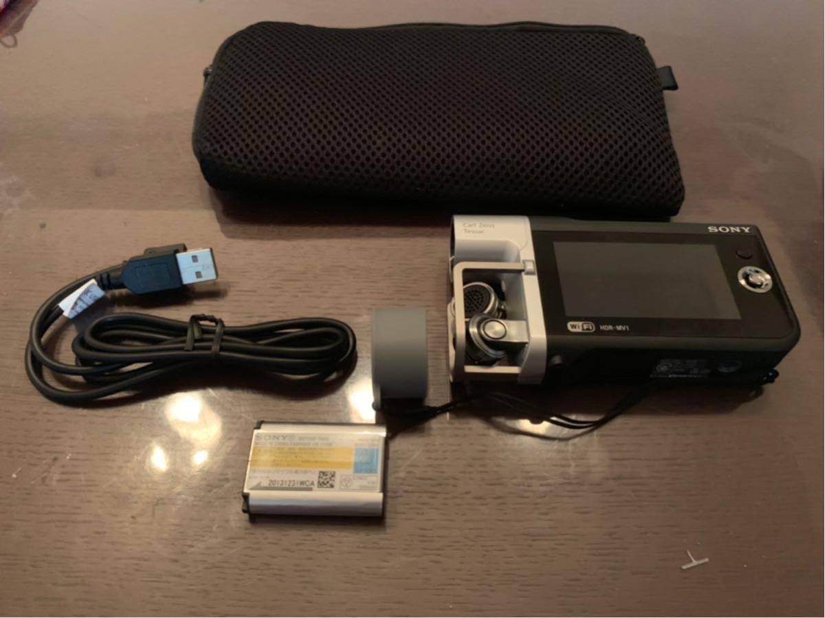 SONY ミュージックビデオレコーダー HDR-MV1_画像9