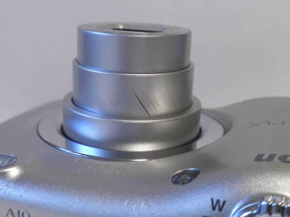 単三仕様 デジカメ Nikon COOLPIX A10 シルバー (16.14メガ) 4818_画像10
