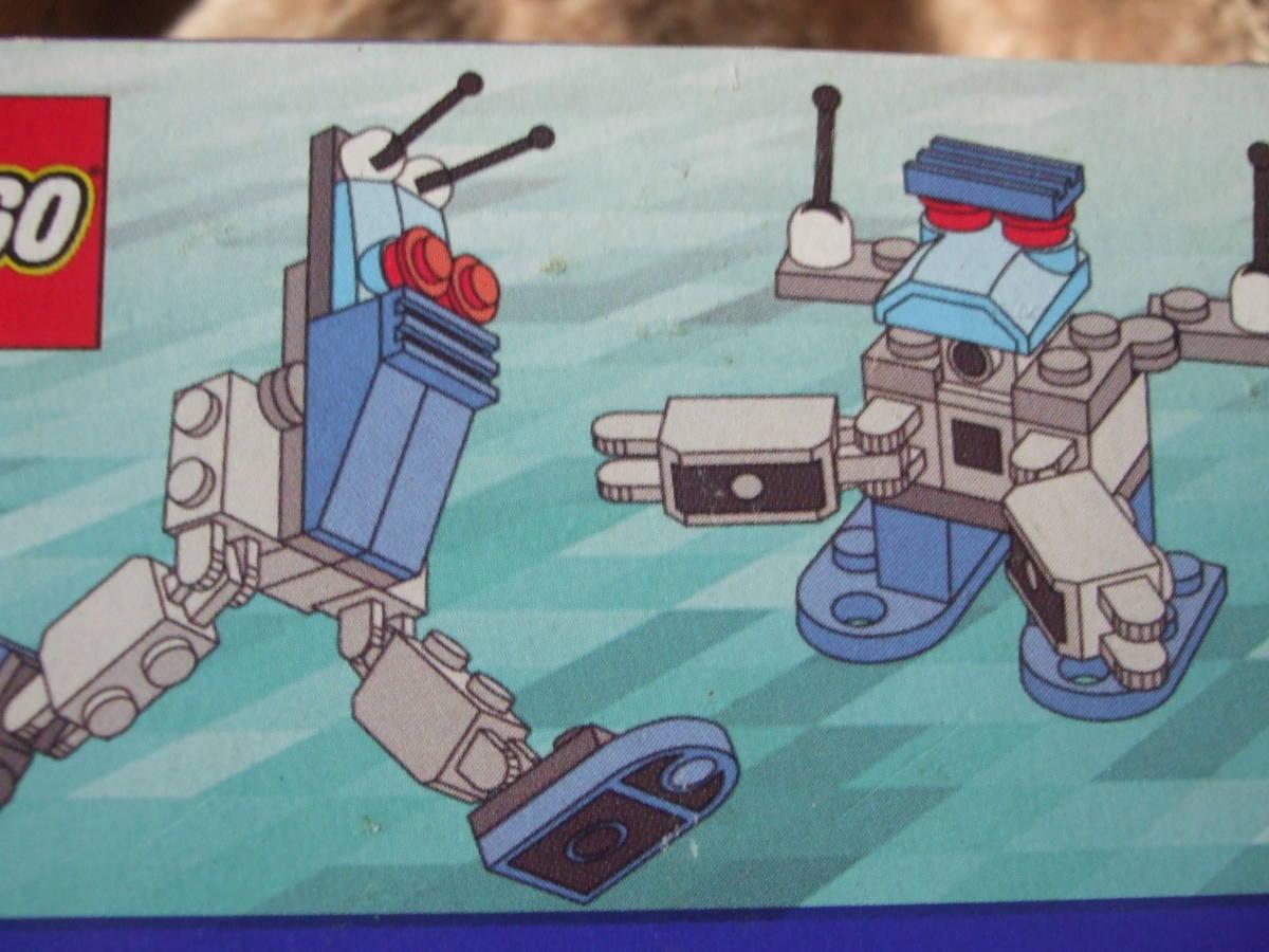 ☆レゴ LEGO ノベルティー レア 【 新品 未開封 】飛行機 ANA 飛行機 全日本空輸 です。_画像4
