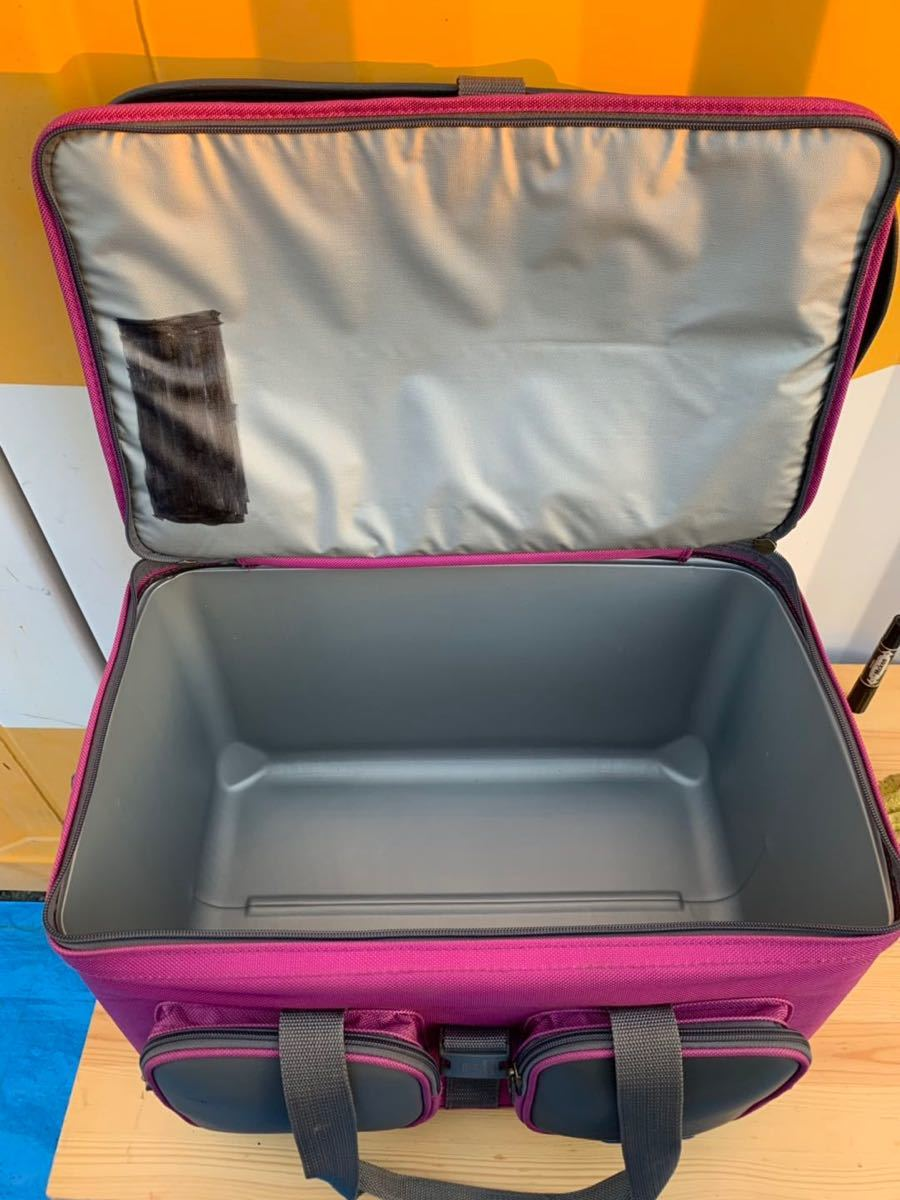 DAIWA PROVISOR ダイワ プロバイザー 磯バッグ カバン クール クーラー 釣具 用具 用品 道具入れ ケース 中古品_画像4