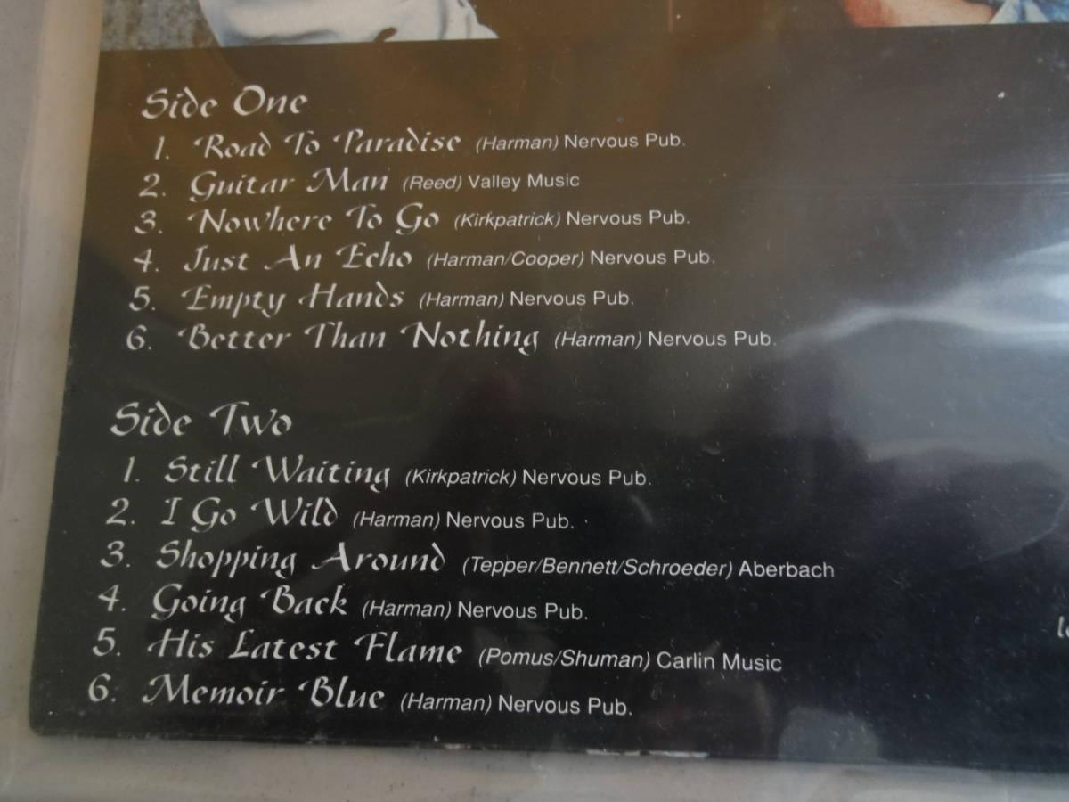 ★RESTLESS LP オリジナル盤 カラー盤 ネオロカ サイコビリー エルヴィスのカヴァー FRENZY パンク CLASH レア盤 RANCID 666 ロカビリー_画像3