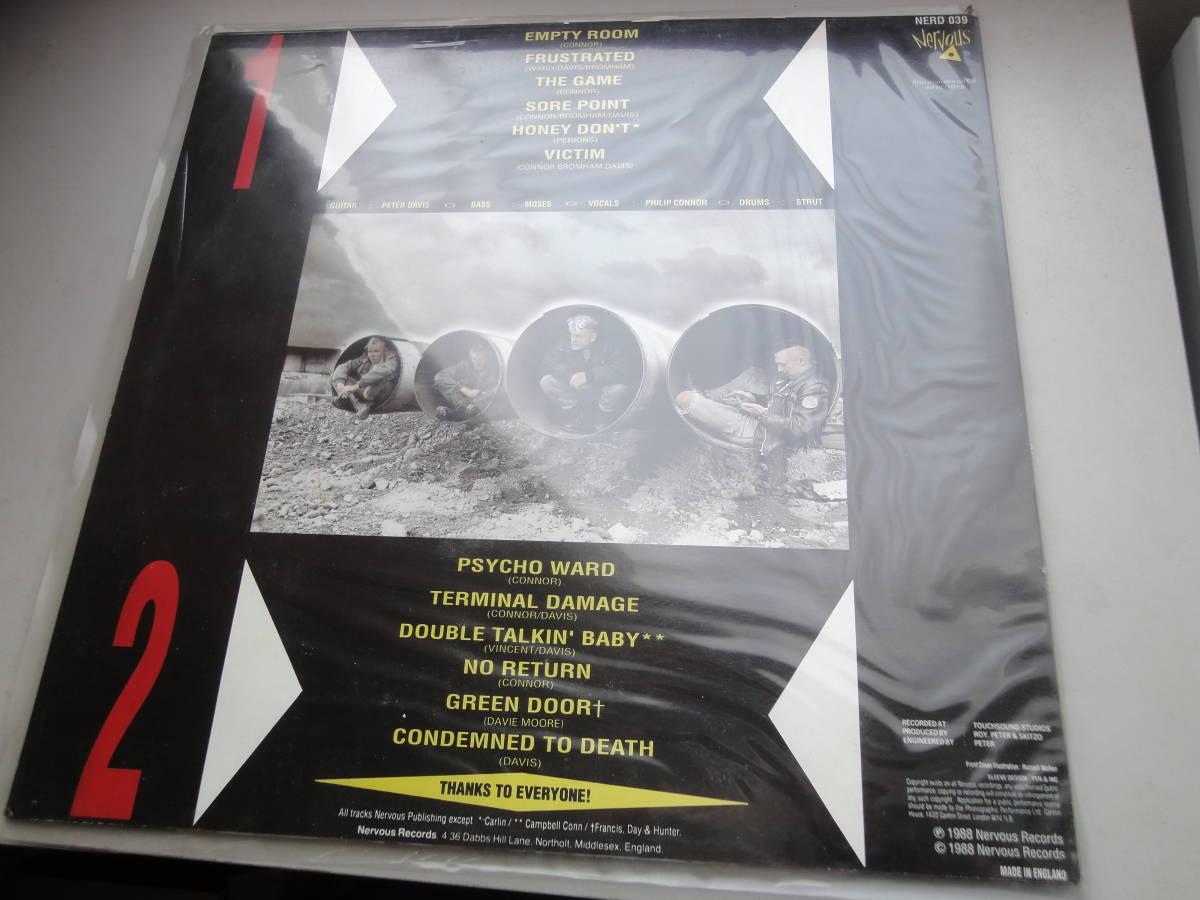 ★ SKITZO LP オリジナル盤  Nervous Records ネオロカ サイコビリー ロックンロール パンク CLASH ALL RANCID 666 ロカビリー_画像2