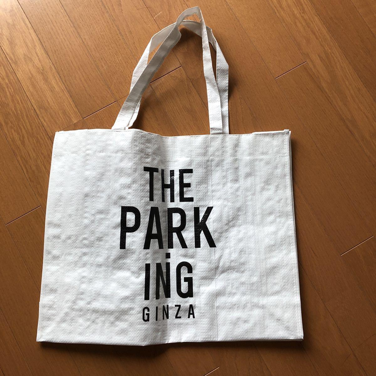 THE PARKING GINZA パーキング ギンザ トートバッグ 藤原ヒロシfragment