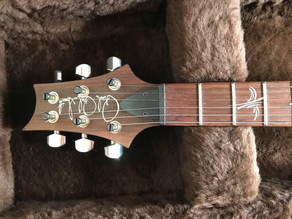 P.R.S Paul's Guitar オーダー品。新品時売価 64万円。_画像4