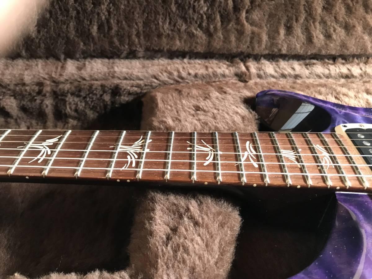 P.R.S Paul's Guitar オーダー品。新品時売価 64万円。_画像6