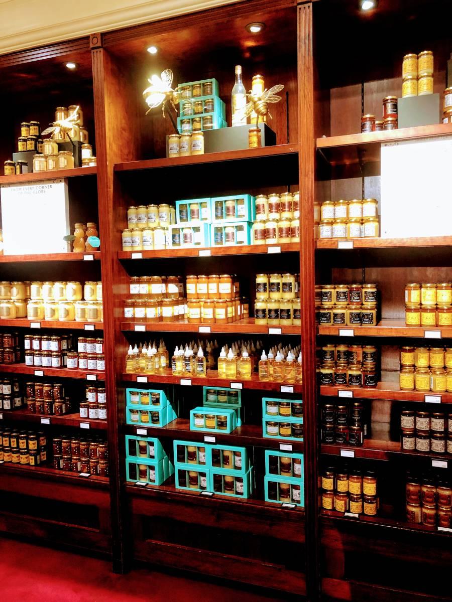 ラスト1箱・自慢のベスト3蜂蜜【はちみつが大好きな方に!】フォートナム&メイソンのギフトパック~Fortnum's Honey Gift Pack, 840g_画像3