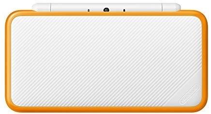 新品 送料込 ニンテンドー2DS LL ホワイト×オレンジ 保護フィルム タッチペン ニンテンドー2DS 任天堂 送料無料 DS _画像3