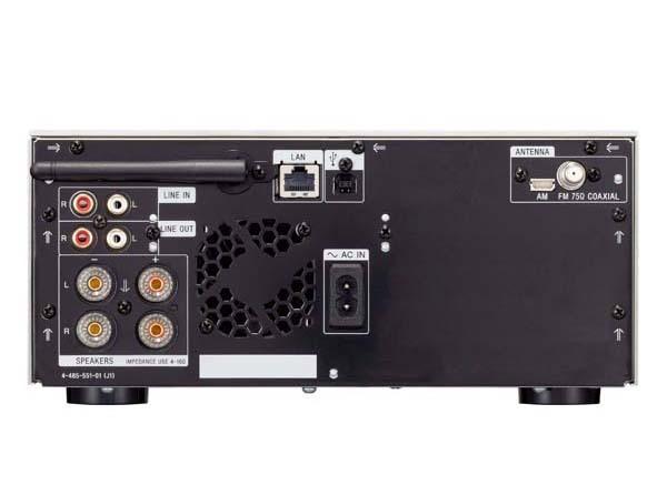 ソニー SONY MAP-S1 B/ブラック/マルチオーディオプレーヤーシステム/ハイレゾ音源対応/ワイドFM対応/展示品_画像2