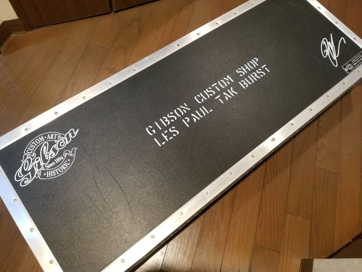 Gibson C/S製 TAK BURST【リフィニッシュ】【改造】【訳あり】_画像5