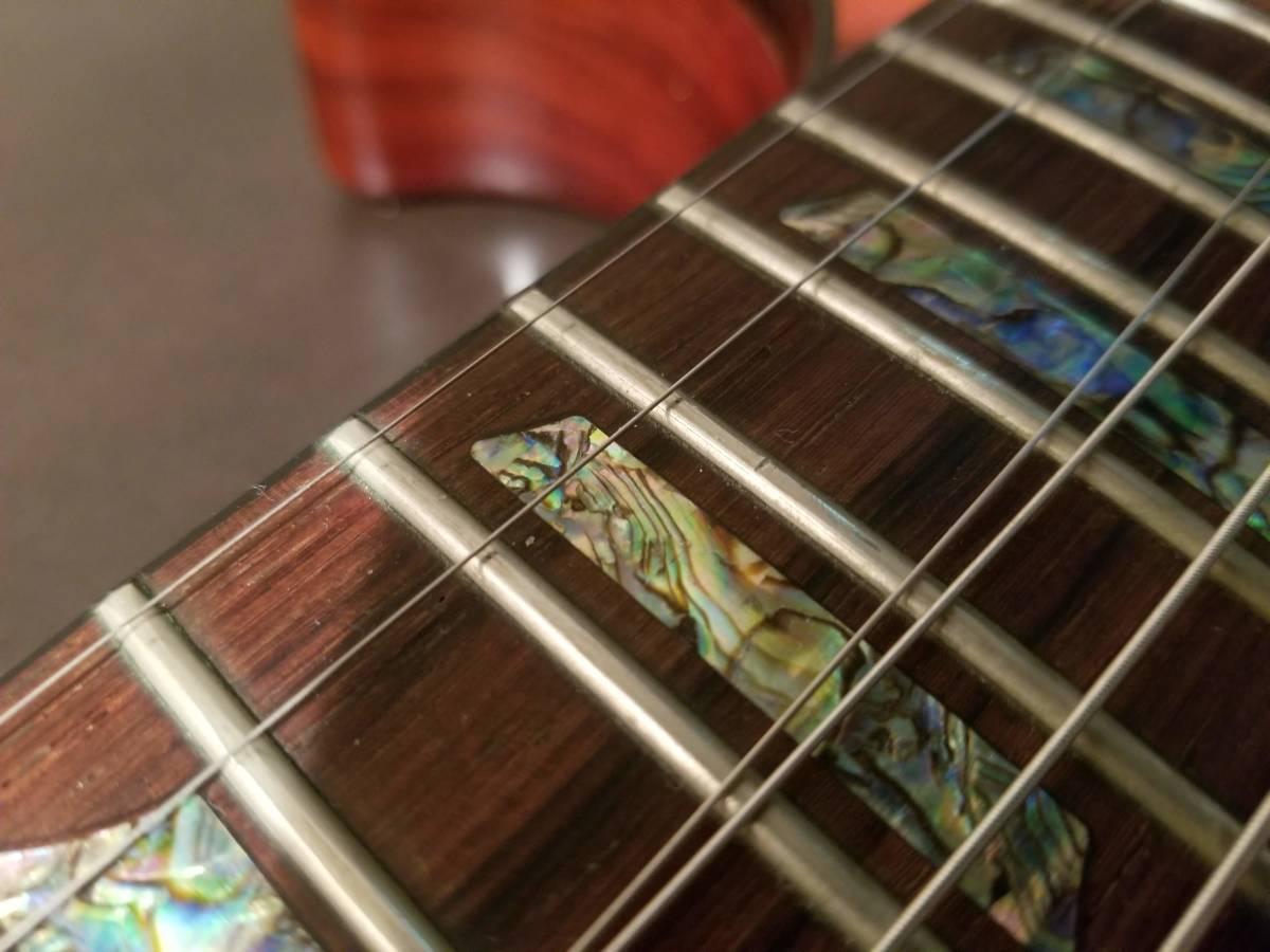Gibson C/S製 TAK BURST【リフィニッシュ】【改造】【訳あり】_画像10