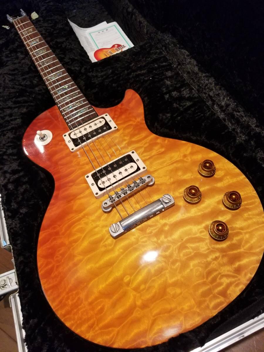 Gibson C/S製 TAK BURST【リフィニッシュ】【改造】【訳あり】