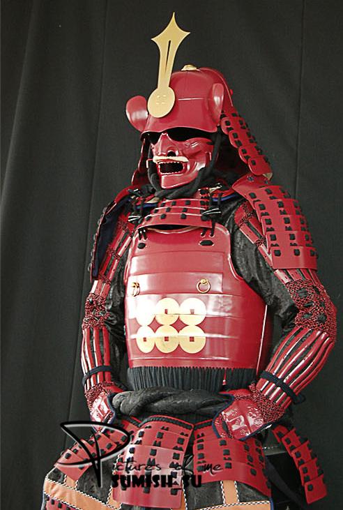 【前売・製作工期15日間】◆甲冑美品◆KJ-W471日本武士甲冑◆等身大◆映画道具◆COSPLAY服装道具◆具足鎧兜武具_画像2