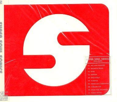 ■ SUPER SOUL SONICS [ SUPER SOUL SONICS ] 新品 CD 送料無料♪_画像1